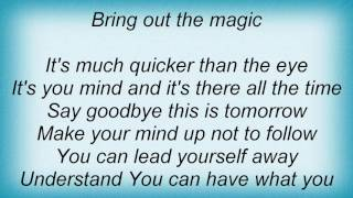 Air Supply - Bring Out The Magic Lyrics