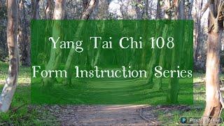 (1) Yang Tai Chi 108 Long Form: Begin Taiji