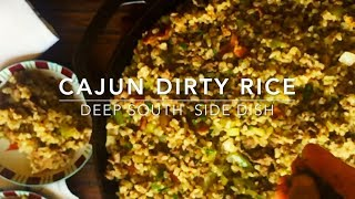 Be With Mia Cajun Dirty Rice