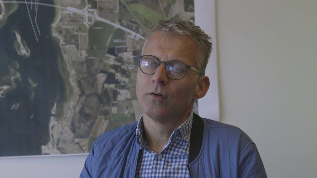 Henrik - Projektchef på Fjordforbindelsen, ny bro over Roskilde Fjord