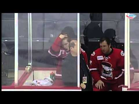 Brock McGinn vs. Andreas Athanasiou