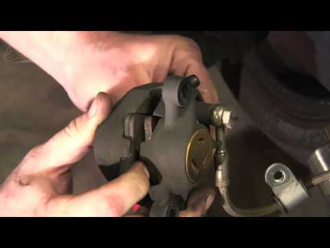 Buell 1125r, 1125cr Rear Brake Pad Change How To