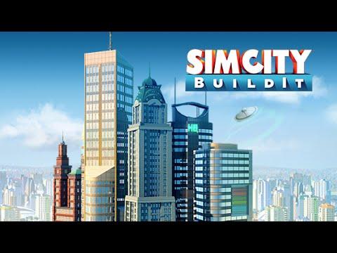 Vídeo do SimCity BuildIt