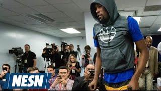 Kevin Durant Could Return Before End Of Regular Season