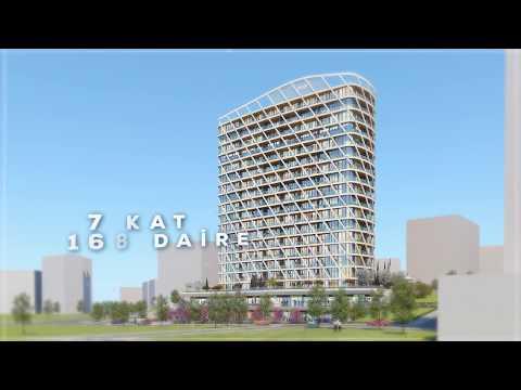 Dekon Senkron Tanıtım Filmi - İstanbul Finans Merkezi