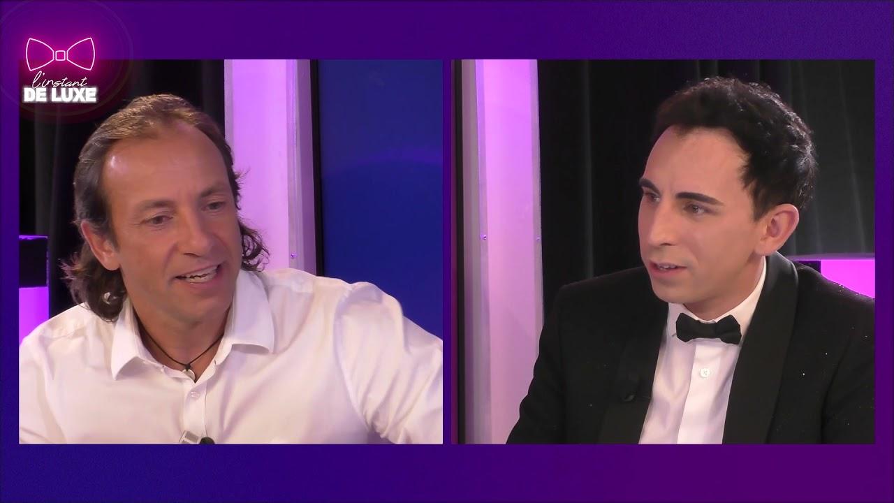 """Philippe Candeloro : """"Eric Zemmour ? C'est pas quelqu'un d'extrême droite"""""""