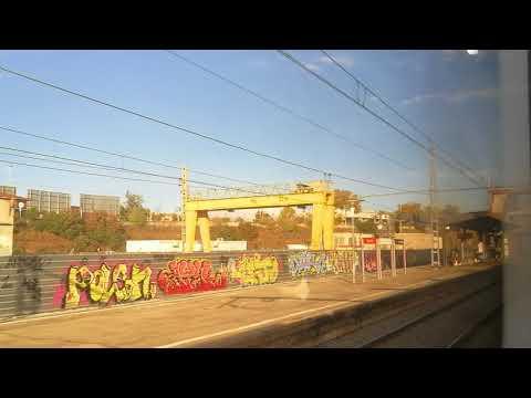 Viaje en tren Barcelona Manresa R4