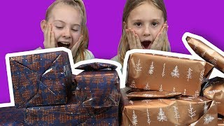 Opening Presents On Christmas Morning 2018   The Hoopsters