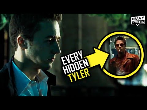Fight Club: All the Clues You Should Have Seen [J. Matthew Movies, Ep 9]