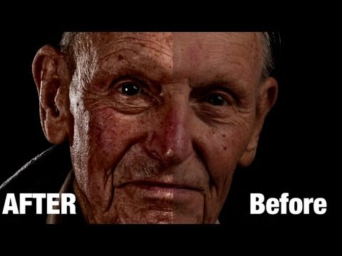 Portrait editing - realise huge detail in Photoshop