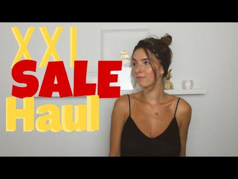 XXL Sale Haul | Try On Haul 🛍