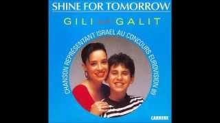 Gil & Galit - Shine for tomorrow (Eurovision, Israel 1989)