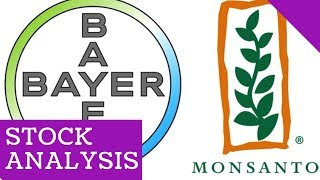 BAYER STOCK PRICE ANALYSIS - MONSANTO DEAL AND COVESTRO