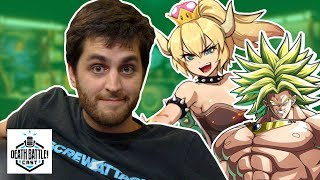 What Are Waifus Good For?   DEATH BATTLE Cast