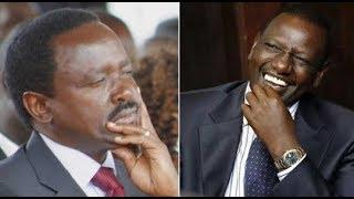 Kalonzo Musyoka hits back at William Ruto