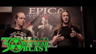 EPICA - The Solace System -  Behind The Music (OFFICIAL Pt. I)