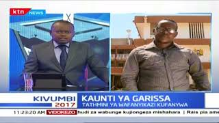 Changes the new Garissa Governor plans make in the county offices