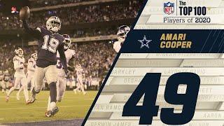 #49: Amari Cooper (WR, Cowboys) | Top 100 NFL Players Of 2020