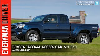 Top 5 Most Affordable Pickup Trucks on Everyman Driver