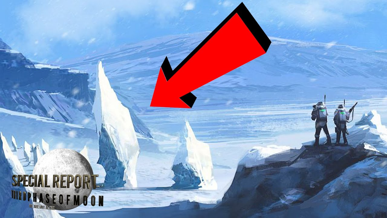 What Was Discovered In Antarctica Cant Be Explained! TONY HAWK Shout Out! Buckle-Up! 2021
