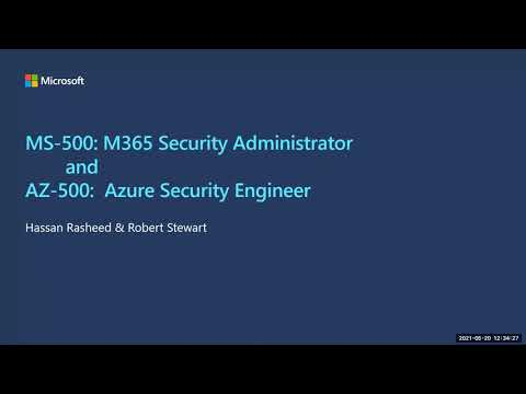 Microsoft Security Essentials | Global Knowledge - YouTube