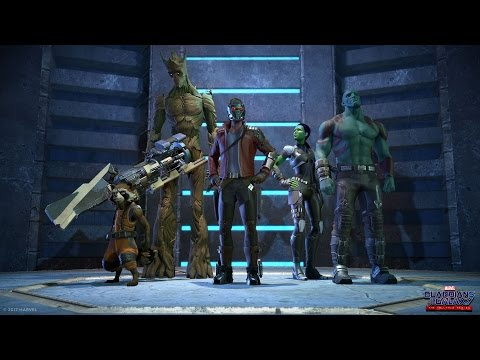 Gameplay de Marvel's Guardians of the Galaxy: The Telltale Series