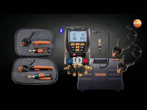 Testo Refrigeration Instruments - Perfect for Testing & Servicing