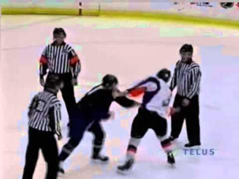 Cole Hawes vs. Adam Janosik