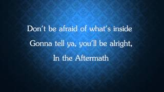 Aftermath Adam lambert lyrics