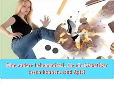 Dass tritt an der Krankheit Diabetes
