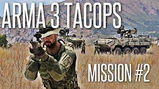 ARMA 3: Tac-Ops - Steel Pegasus - LZ Nowhere - hmong video