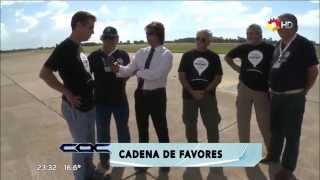 preview picture of video 'Cadena de Favores CQC 2014 - General Pico - 1° Parte - Full HD'
