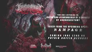 GANGRENECTOMY - RAPED AND DISMEMBERED BY A WOOKIE [SINGLE] (2018) SW EXCLUSIVE