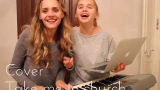 Cover Take me to church feat. Ilona Romanovska