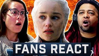 "Fans React to Game of Thrones Season 8 Episode 5: ""The Bells"""