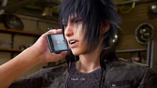 Noctis From 'Final Fantasy XV' Is Coming To 'Tekken 7'
