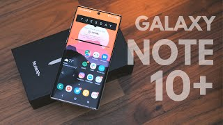 Galaxy Note 10 Plus: 72 Hours Later!
