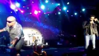 Khuda Jaane - Vishal Shekhar Live in Dubai 29-Aug-2014