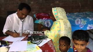 preview picture of video 'Free Medical Camp held at Bright Star Academy and Brighten Residential Model School, Parbatipur'