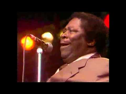 BB King - Don't Answer The Door (HOLLAND - Live Aid 7/13/1985)