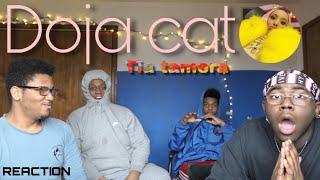 Doja Cat   Tia Tamera (Official Video) Ft. Rico Nasty [REACTION] ‼️