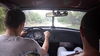 Ретро ралли Старая Карта, BMW, 1936