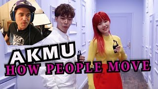 Guitarist Reacts To AKMU   How People Move  MV  Classical Musicians React To KPOP