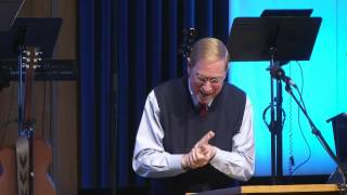 Gary Chapman - Founder's Week 2014