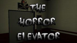 Korku Asansörü  - Roblox ( The Horror Elevator )