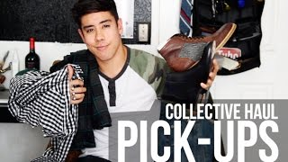 MEN'S COLLECTIVE FASHION HAUL : ZARA, SHOES, URBAN, & MORE | JAIRWOO