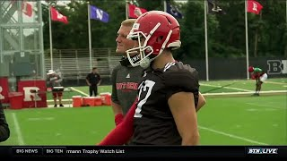 Jerry Kill Talks Rutgers Offense