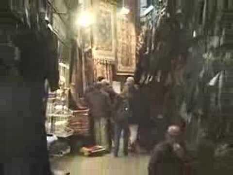 De Grand Bazaar van Istanbul