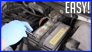 Battery Replacement Dodge