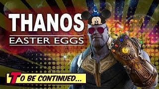 Avengers Infinity War Everything You Missed